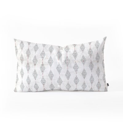 Holli Zollinger Boho Diamond Lumbar Pillow