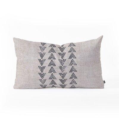 Holli Zollinger French Tri Arrow Lumbar Pillow