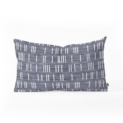 Holli Zollinger Bogo Mudcloth Light Lumbar Pillow