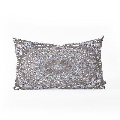 Aimee St Hill Farah Round Neutral Lumbar Pillow