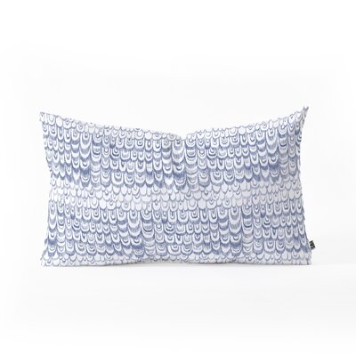 Pimlada Phuapradit Feather Texture Lumbar Pillow