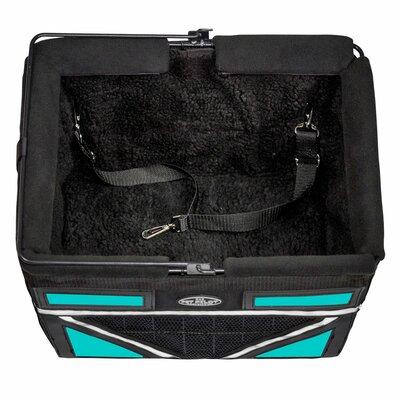Pet-Pilot Max Bike Dog Carrier Color: Turquoise