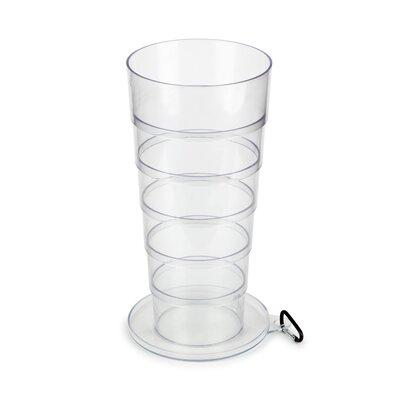 Speer 64 oz. Plastic Pint Glass (Set of 2) A6DFD68C6C4F4F89B81518FB3E5092FD