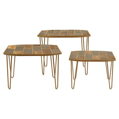 Ruley 3 Piece End Table Set
