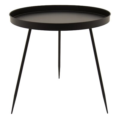 Eadie Decorative End Table Size: 23.5 H x 24 W x 24 D
