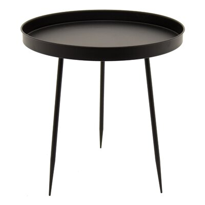 Eadie Decorative End Table Size: 21.5 H x 20 W x 20 D
