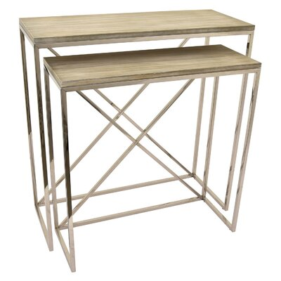 Dews 2 Piece Nesting Tables
