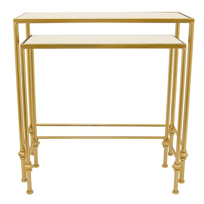 Ebron 2 Piece Nesting Tables