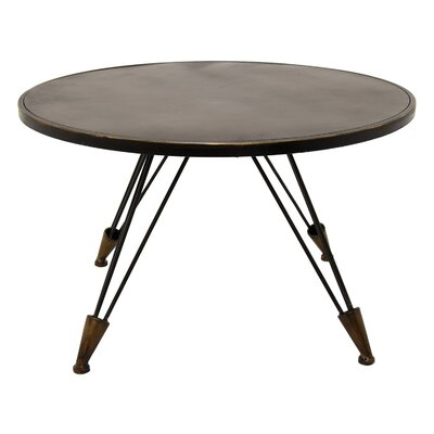 Mccully End Table Size: 16.5 H x 25.25 W x 25.25 D