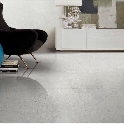 SAMPLE - Navona Polished Porcelain Field Tile in Gray