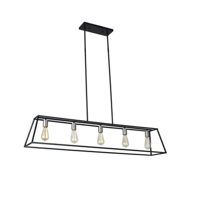 Mcdonagh 5-Light Kitchen Island Pendant