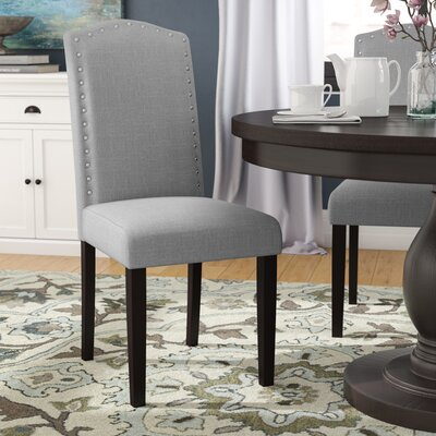 Coldspring Dining Chair Upholstery: Heathered Gray