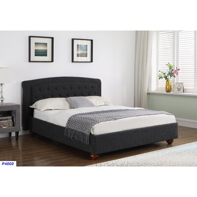 Kifer Queen Upholstered Platform Bed