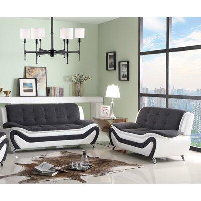 Obermeyer 2 Piece Living Room Set