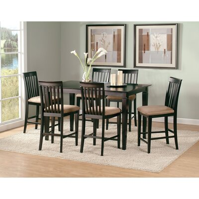 Bluffview 7 Piece Counter Height Dining Set