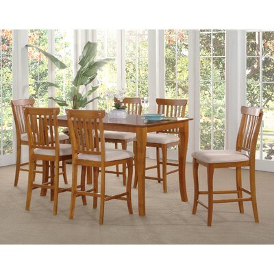 Newry 7 Piece Counter Height Dining Set