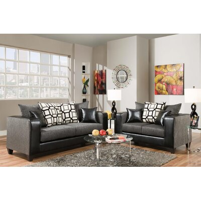 Gaunt 2 Piece Living Room Set