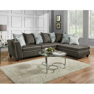 Hearst Stationary Sectional