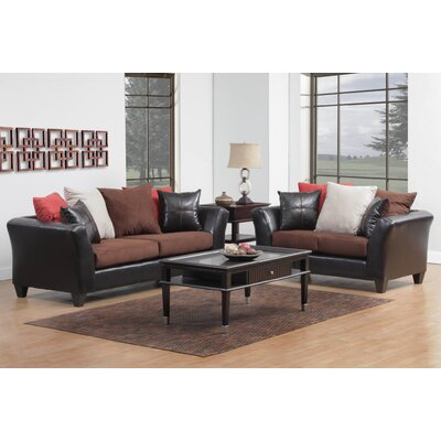 Slivon 2 Piece Living Room Set