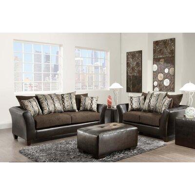 Warpup 2 Piece Living Room Set