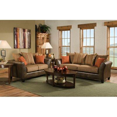 Schwierjohann 2 Piece Living Room Set