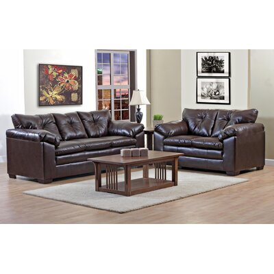 Jett 2 Piece Living Room Set