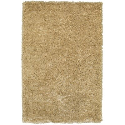 Holweg Hand-Tufted Beige Area Rug Rug Size: Rectangle 8 x 10