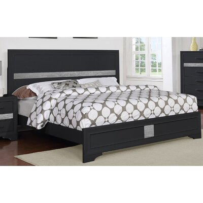 Geist Bed Frame Size: Queen