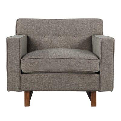 Dinger Club Chair Body Fabric: Gosford Twill