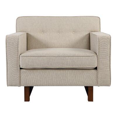 Dinger Club Chair Body Fabric: Urban Hemp Twill