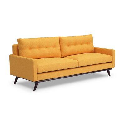 Dingler Sofa Body Fabric: Citrus Pop Twill