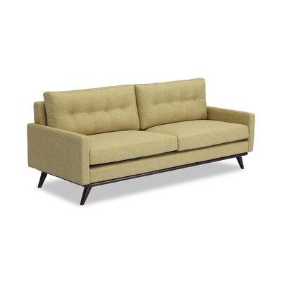 Dingler Sofa Body Fabric: Lemon Grass Twill
