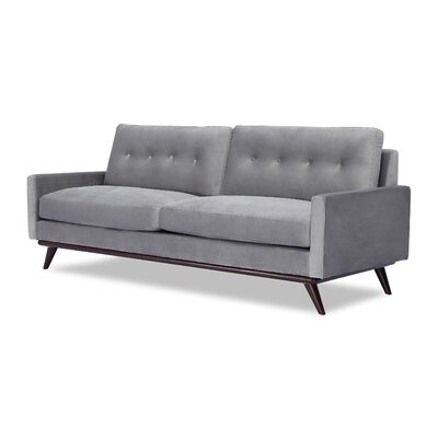 Dingler Sofa Body Fabric: Nimbus Velvet