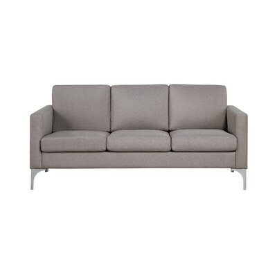 Suhununu Sofa Upholstery: Brownish Gray