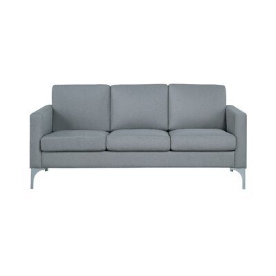 Suhununu Sofa Upholstery: Light Gray