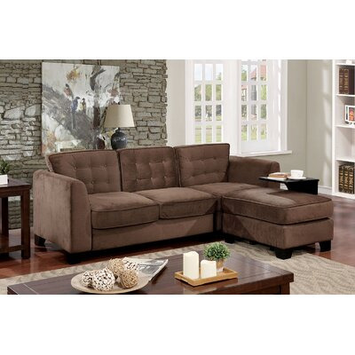 Zanders Sofa with Ottoman