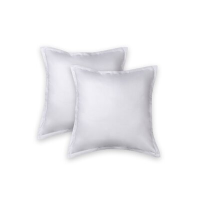 Eileen West 100% Cotton Sham Color: White