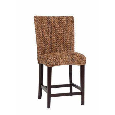 Hannibal Casual Woven Bar Stool