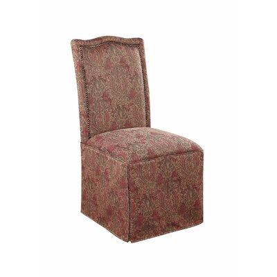 Forrest Armless Upholstered Dining Chair
