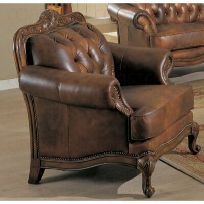 Elke Luxurious Chesterfield Chair