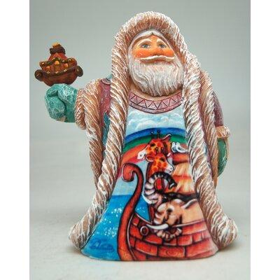 Fifield Noah Ark Regal Santa Figurine 242AB05F946B45109304EB107B78FD51