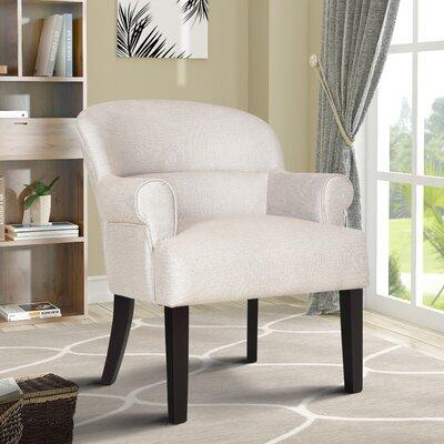 Singita Accent Armchair Upholstery: Beige