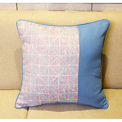 Dendievel Embroidery Cotton Pillow Cover