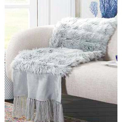 Mccalla Faux Fur Bed Runner