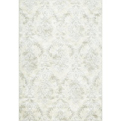 Fresco Beige/Taupe Area Rug Rug Size: Rectangle 2 x 311