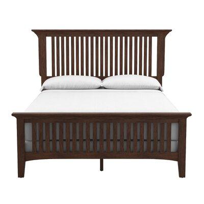 Moradian Modern Plateform Bed Size: Queen
