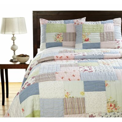Lattice Patchwork Sham Size: Euro