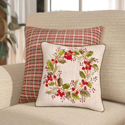 Hale Ribbon Art Throw Pillow