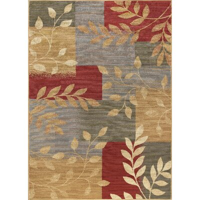 Kappel Transitional Abstract Beige Area Rug Rug Size: Rectangle 9 x 13
