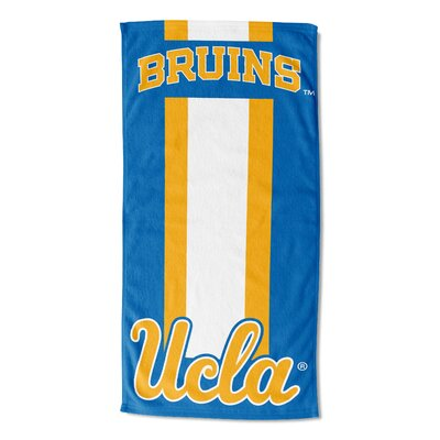 NCAA Zone Read Beach Towel NCAA Team: University of California Los Angeles